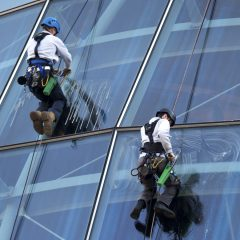 Interior and Exterior Window Cleaning Services in New Zealand | Goleman