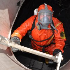 Silo Cleaning and Inspection | Goleman