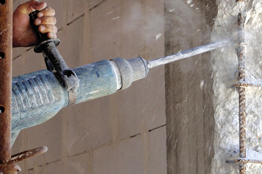 Concrete Repair | Goleman