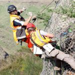 Geotechnical Services and Rope Access Skills | Goleman