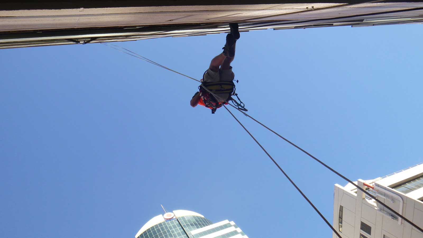 Abseil and Rope Access