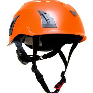 Raptor Helment Orange