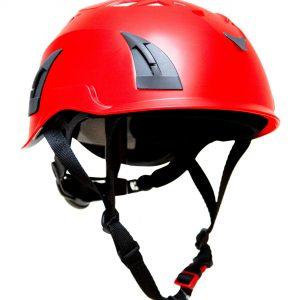Raptor Helment Red